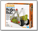 4M Mecho Motorised Kits - Robobug by TOYSMITH