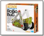 4M Mecho Motorised Kits - Robobug by TOYSMITH