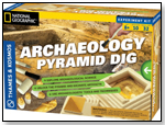 Classic Science Archaeology: Pyramid by THAMES & KOSMOS