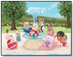 Calico Critters Seaside Merry-Go-Round by INTERNATIONAL PLAYTHINGS LLC