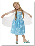 Disney Frozen Elsa Musical Light up Dress by CREATIVE DESIGNS INTERNATIONAL LTD.