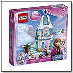 LEGO Disney Princess Elsa's Sparkling Ice Castle by LEGO