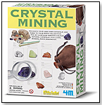 4M Crystal Mining Kit by TOYSMITH