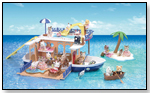 Calico Critters - Seaside Cruiser Houseboat by INTERNATIONAL PLAYTHINGS LLC
