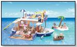 Calico Critters - Seaside Cruiser Houseboat by INTERNATIONAL PLAYTHINGS LLC