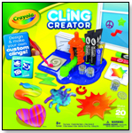 Crayola Cling Creator by CRAYOLA LLC