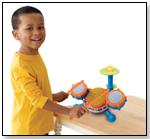 KidiBeats Kids Drum Set by VTECH