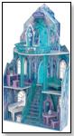 Disney Frozen Ice Castle Dollhouse by KIDKRAFT