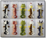 Scrunch Pet Toys by ADC Yangzhou Hongchang Arts and Crafts Co.,Ltd