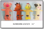 Tennis Heads Pet Toys by ADC Yangzhou Hongchang Arts and Crafts Co.,Ltd