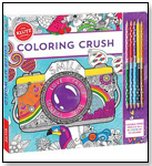 Klutz Coloring Crush by KLUTZ