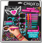 Chox'd Chalkboard Bracelet Kit by FASHION ANGELS