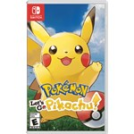Pokemon: Let's Go, Pikachu! (Nintendo Switch) - Switch by NINTENDO OF AMERICA INC.