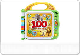 LeapFrog 100 Animals Book by LEAPFROG