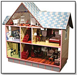 Victorian Doll House by MELISSA & DOUG