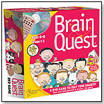 Brain Quest DVD Game - Ages 6-8 by BRIGHTER MINDS MEDIA