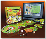 Scene It? Nickelodeon Edition DVD Game by SCREENLIFE