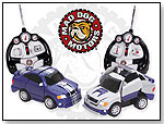 Mad Dog Motors Derby Set by KID GALAXY INC.