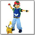 Real Action Hero Ash With Pikachu by Medicom by POKEMON USA