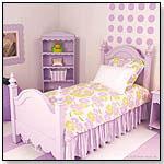 Jane Twin Bed - Lavender by BRATT DECOR