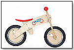 The Skuut Wooden Balance Bike by SKUUT LLC