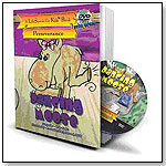 """Dancing Moose"" from the LifeStories for Kids™ Series by SELMEDIA INC."