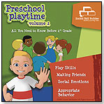 Preschool Playtime CD Volume 2 by SOCIAL SKILL BUILDER INC.