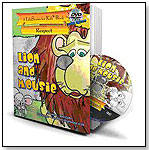 """Lion and Mousie"" from the LifeStories for Kids™ Series by SELMEDIA INC."