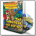 """The Woodsman and His Ax"" from the LifeStories for Kids™ Series by SELMEDIA INC."