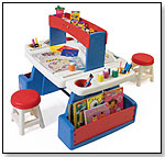 Creative Projects Table by THE STEP2 COMPANY