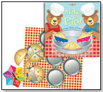 Make a Pie! A Simple Game of Fractions by eeBoo corp.