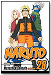Naruto, Vol. 28 by VIZ MEDIA